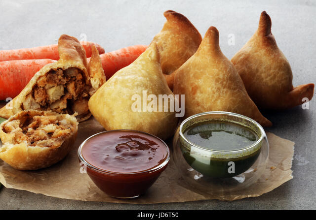 Punjabi samosa stock photos punjabi samosa stock images for Amani classic punjabi indian cuisine