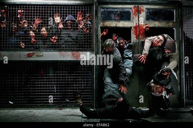ZOMBIES THE HORDE (2009) - Stock Image