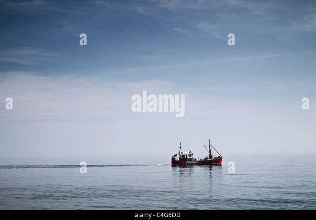 fishing boat - Stock-Bilder
