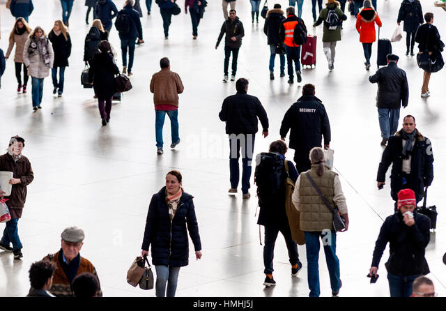 People - Society - Humans - Stock Image