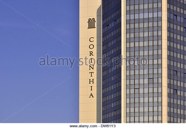Corinthia stock photos corinthia stock images alamy for Modern hotel prague