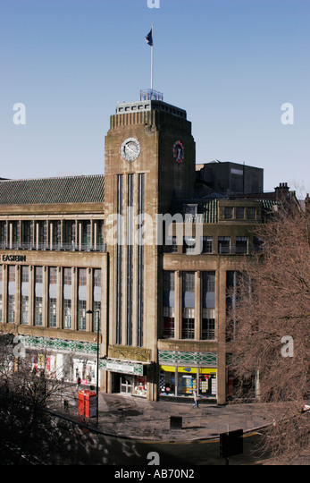 Newcastle Building Society Ashington