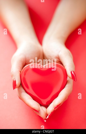 Love  conceptual image - Stock Image