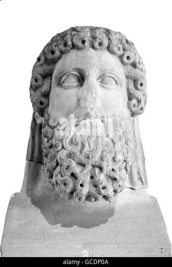 Greek Gods Art Black and White Stock Photos & Images - Alamy