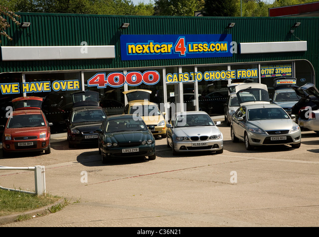 Second Hand Car Dealers East London