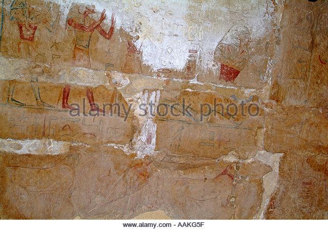 Royal dynasties stock photos royal dynasties stock for Ancient egyptian tomb decoration