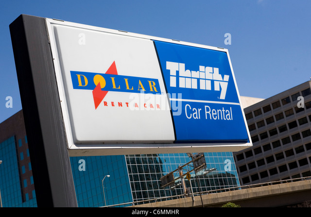 Thrifty Car Rental Mexico City Airport