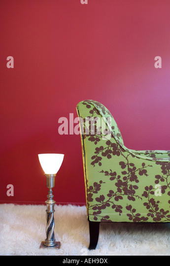 Interior design elements. - Stock Image