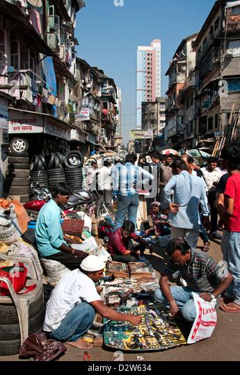 Chor Bazaar ( Thieves Market  ) Mumbai ( Bombay ) India - Stock Image