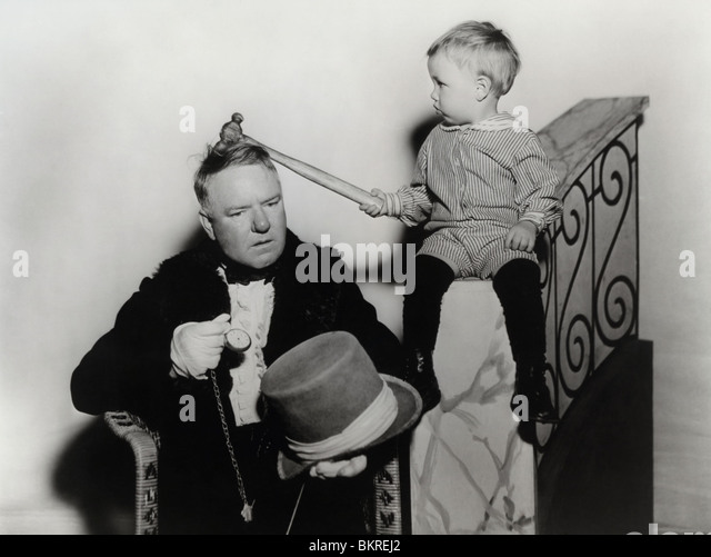 OLD FASHIONED WAY (1934) W.C FIELDS WILLIAM BEAUDINE (DIR) 002 - Stock Image