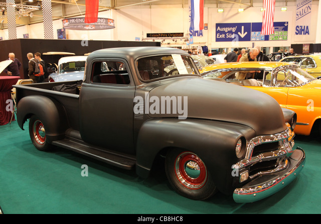 german car show 1950s stock photos german car show 1950s stock images alamy. Black Bedroom Furniture Sets. Home Design Ideas