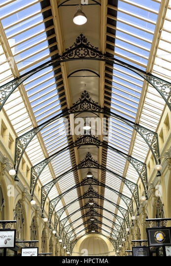 Arched Glass Roof Sussex