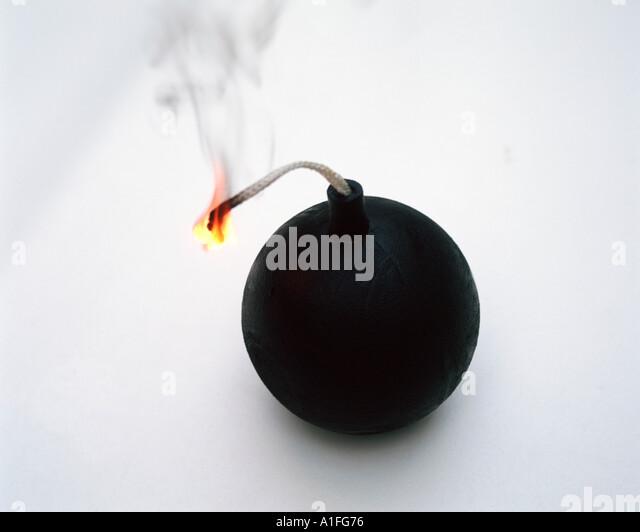 Bomb - Stock Image