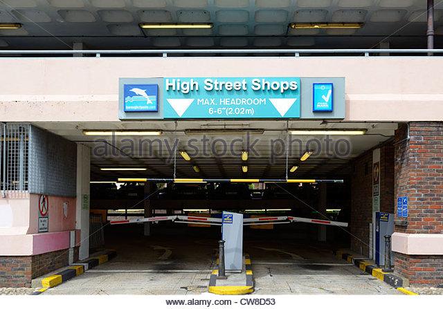 Trent Lock Car Park