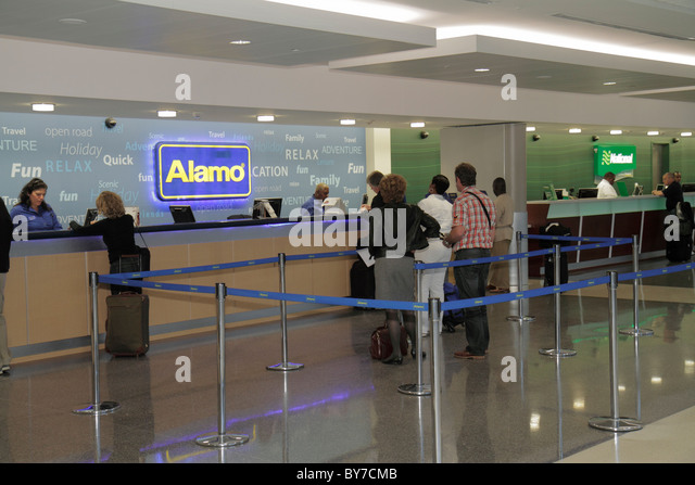 hourly alamo rent return agent
