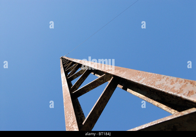 PYLON - Stock Image
