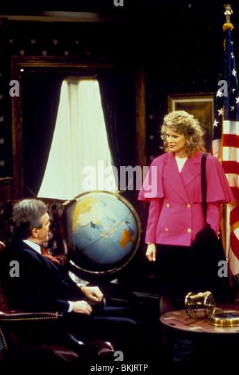 MURPHY BROWN (TV) CANDICE BERGEN - Stock Image