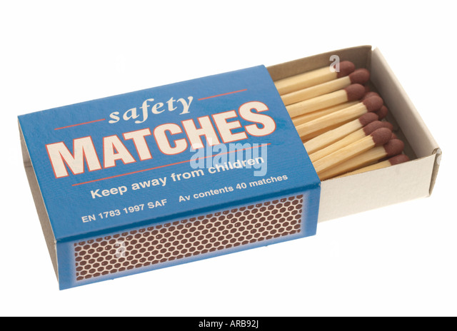 what are safety matches