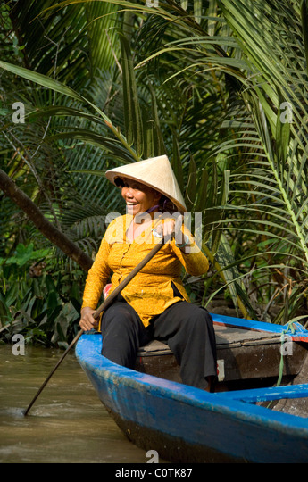 Asia, Vietnam, Ho Chi Minh City (aka Saigon). - Stock-Bilder