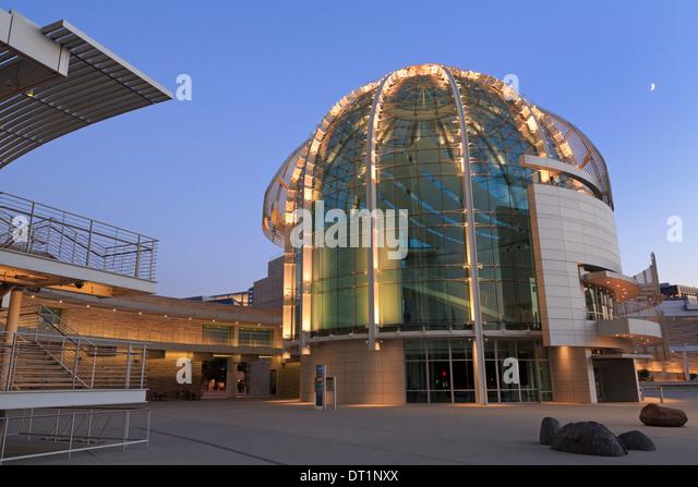 San Jose City Hall, San Jose, California, United States of America, North America - Stock Image