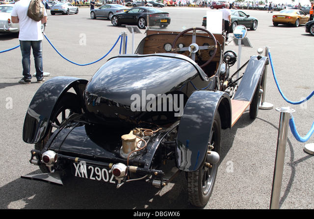 Bamford and Martin sports car. Early incarnation of Aston Martin - Stock Image