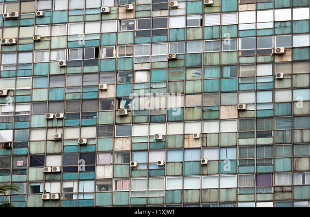 Montevideo  Uruguay - Stock Image