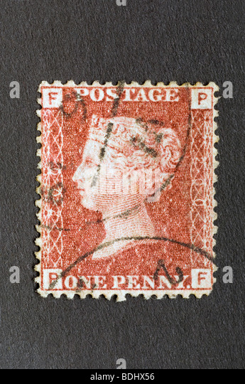 from Beckham dating penny red stamps
