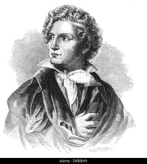 Ferdinand Raimund - Stock Image