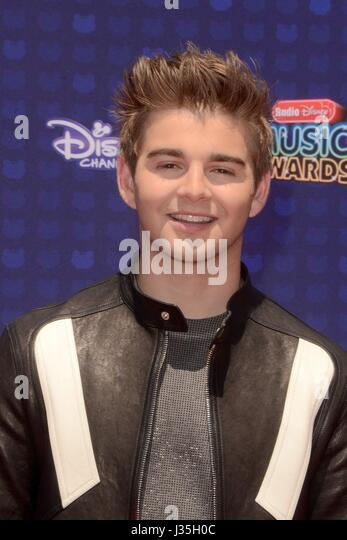 Jack Griffo at arrivals for Radio Disney Music Awards - ARRIVALS, Microsoft Theater, Los Angeles, CA April 29, 2017. - Stock-Bilder