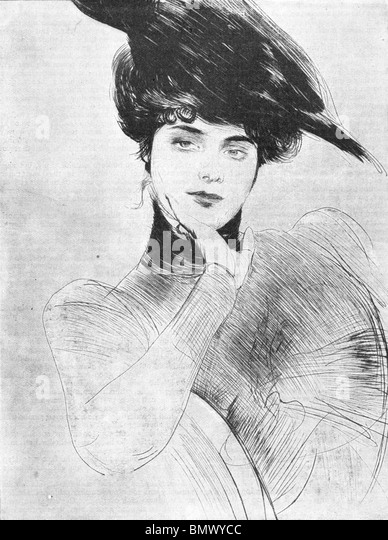 The Countess - Stock Image