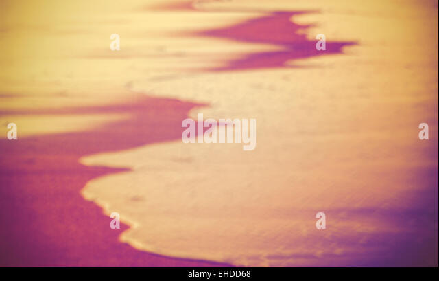 Vintage filtered blurred abstract background or texture. - Stock Image
