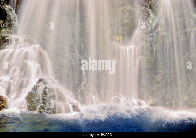 Waterfall 5 - Stock Image