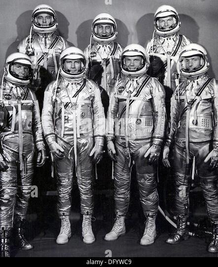 original 7 astronauts - photo #24