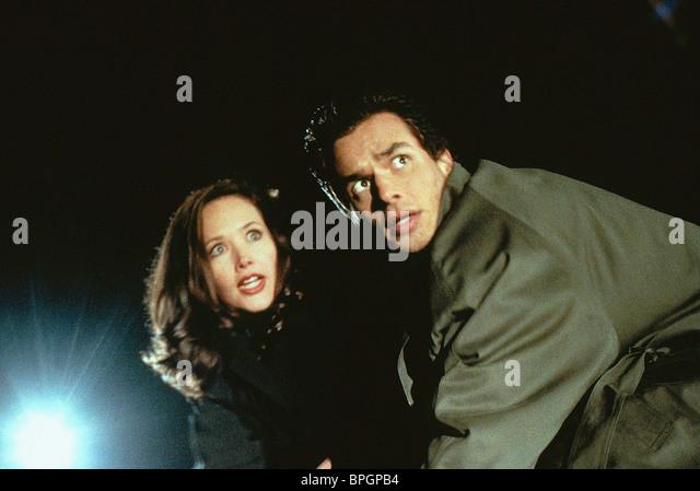 JANINE TURNER FATAL ERROR (1999) - Stock Image