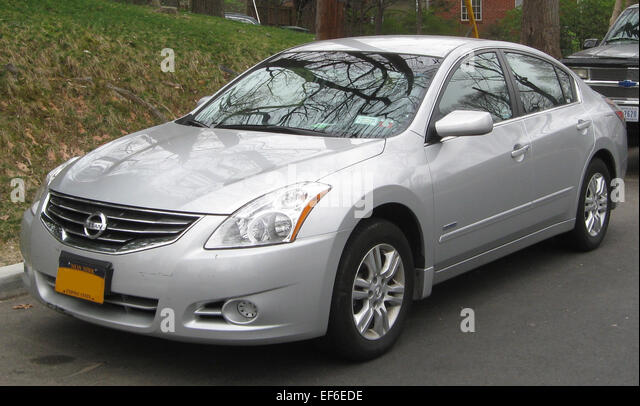 2007 Nissan Altima 2.5S >> Nissan Altima Stock Photos & Nissan Altima Stock Images - Alamy