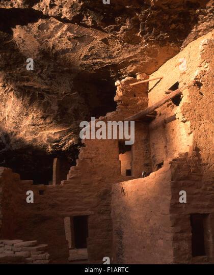 Mesa Verde National Park - Stock Image