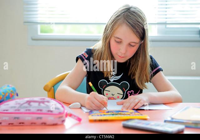 SCHOOLCHILD - Stock-Bilder
