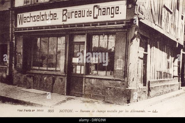 Noyon stock photos noyon stock images alamy - Bureau de change marbeuf ...