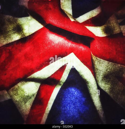 Union Flag - Stock-Bilder