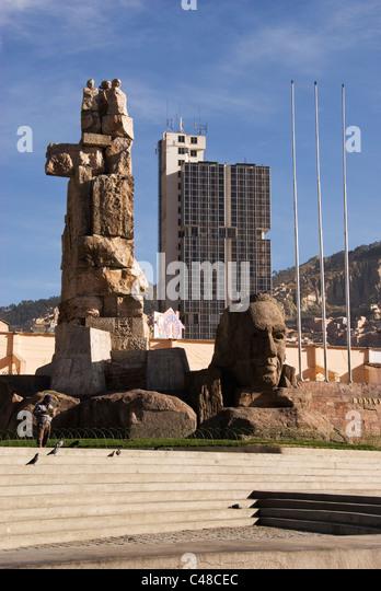 Public art, sculpture. - Stock-Bilder