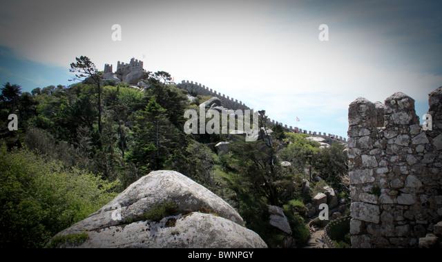 moorish castle stock photos - photo #17