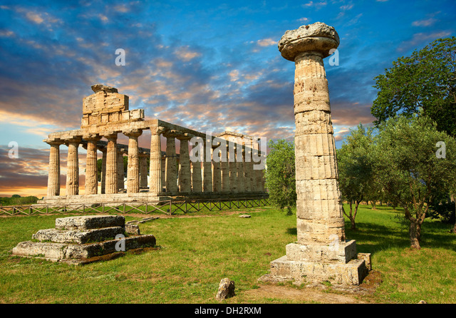 Greek Temple Of Athena Stock Photos & Greek Temple Of ...