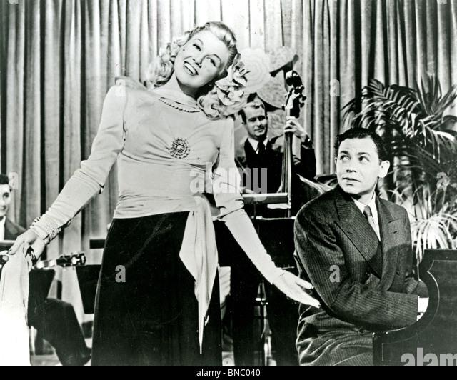 ROMANCE ON THE HIGH SEAS  1949 Warner film with Doris Day - Stock-Bilder