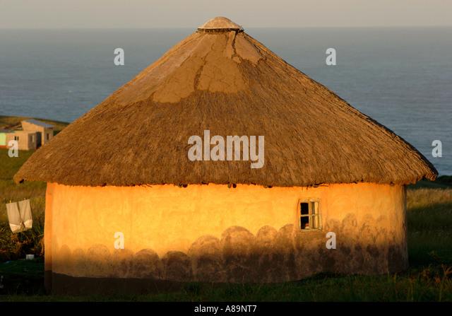 Xhosa huts