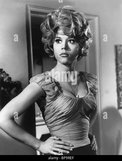 JANE FONDA PERIOD OF ADJUSTMENT (1962) - Stock Image