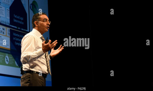 Fadi Chehade, ICANN CEO Credit:  Michelle Chaplow/Alamy Live News - Stock Image