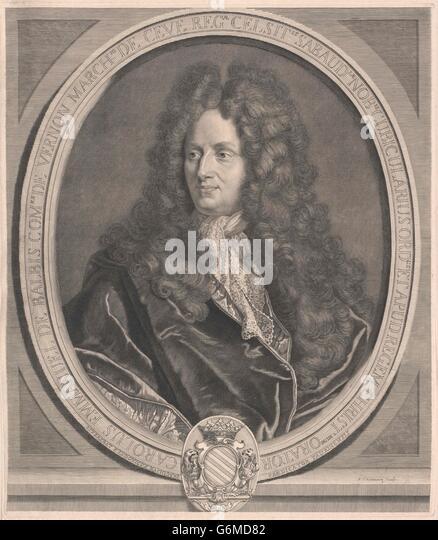 Balbo di Vernone, Carlo Emanuele Conte - Stock Image