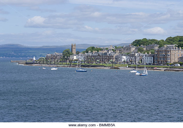 Rothesay Harbour Stock Photos Rothesay Harbour Stock