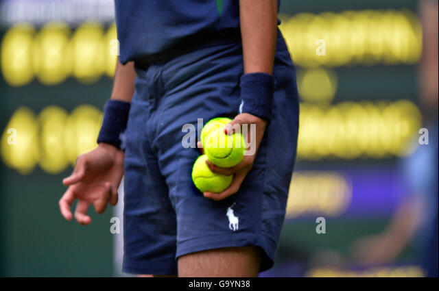 London, UK. 4th July, 2016. AELTC Tennis Championships at Wimbledon London UK Credit:  Leo Mason/Alamy Live News - Stock Image
