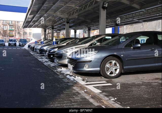 Bournemouth Peugeot Car Dealers
